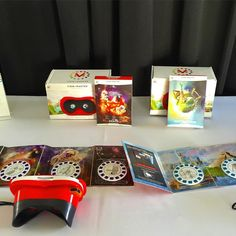 An awesome Virtual Reality pic! @mattel 's #View-Master of today in #VR at #FoST2015 #FoST #virtualreality #augmentedreality #AR #nostalgia #immersivecontent #toys #hitechtoys #edtech by neilcarty check us out: http://bit.ly/1KyLetq