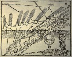 The book that [Cometgraphia] published in 1668, German astronomer heavy Rius collected the records of the comet.