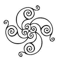 Resultado de imagen de lauburu tattoo