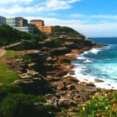 Near Bondi Beach, Sydney (Australia)
