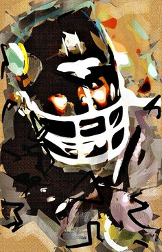 Alan Page Cubism Abstract Painting - Virtual Painter 6.