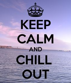 Sometimes you just have to keep calm and chill out! You can do that at chilloutcentral.com