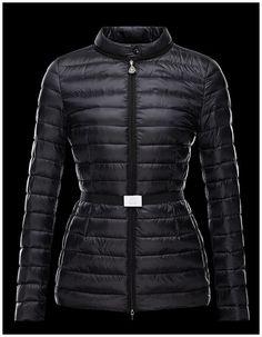 doudoune moncler DAMAS veste hiver femme ceinture noir