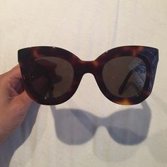 3eac112d4e celine sunglasses Celine Marta CL- havana. worn a couple times. like new.