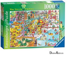 Ravensburger New Jigsaw Puzzle - The Jigsaw Puzzle Factory - 1000 Pieces - 19416 FOR SALE • £11.45 • See Photos! Money Back Guarantee. RAVENSBURGER NEW JIGSAW PUZZLE - THE JIGSAW PUZZLE FACTORY - 1000 PIECES - 19416 RAVENSBURGER JIGSAW PUZZLE 1000PC - THE JIGSAW PUZZLE FACTORY PUZZLE SIZE Approx : 49.7cm x 69.9cm 131876506134