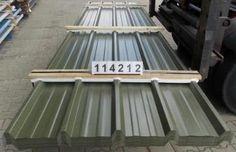 DEAL! Paket des Tages:  O-Metall Trapezprofil 40.250/4 Dach Trapezblech 40.250/4 Dach mit gratis Schutzplatte  Beim Kauf dieses Pakets schenken wir Ihnen 250 Stück Selbstbohrschrauben 4,8 x 35 mm in einer der Ware ähnlichen Farbe!   Paket 114212 / DD - OML  Paket-Inhalt168,000m2 Materialstärke:0,50mm RAL 6003 olivgrün Netto-Preis1.141,47 €* Inkl. 19% MwSt.1.358,35 €* * Ab Lager  AnzahlLängeBreiteFläche  404,0001,050168,000 114212 /Kaltbleche /Trapezbleche