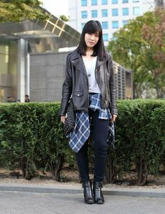 Seoul Fashion Week Street Style | ELLE UK