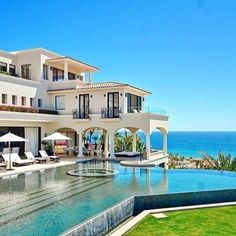 beautiful beachfront mansion with pool httpshotellookcomcities