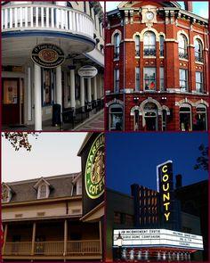love the Boro!  Doylestown, PA    by Mai A. Hazlett Photography