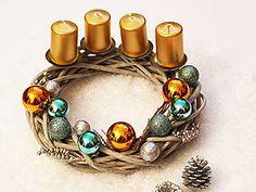 Dekorácie - Venček zimná víla - 4724287_