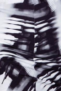 cornej black and white print ss12