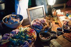 2016 Halloween Party #Halloween #Food Sherman Financial Group