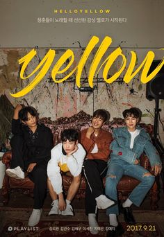 """Yellow"" a drama picturing youths' deep troubles in their dream and love. Drama Songs, Drama Movies, Drama Korea, Korean Drama, Web Drama, Best Dramas, Romance, Yellow, Asian"