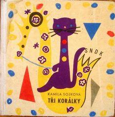 TRI KORALKY - Kveta Gryrarova. 1960