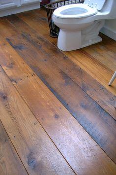 Antique Barn Board Flooring