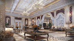 VWArtclub - Luxury Palace In Sharjah