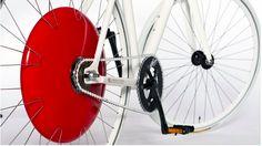 Roda high tech inventada pelo MIT transforma bike comum em híbrida elétrica - Blue Bus