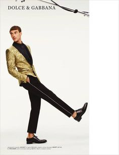 Clement Chabernaud by Alessio Boni for Holt Renfrew
