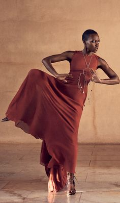Lupita Nyong'o's Vogue July 2014 cover photographed by Mikael Jansson.