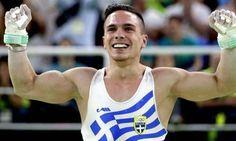 Πιερία: Και πάλι παγκόσμιος πρωταθλητής ο Λευτέρης Πετρούν... Kai, Greece, Tank Man, Mens Tops, Fashion, Moda, La Mode, Fasion, Fashion Models