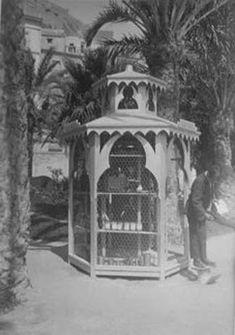LA (ÚNICA Y VERDADERA) HISTORIA DEL PASEITO RAMIRO ~ Alicante Vivo-  Antiguo palomar. Fotografía de Manuel Cantos