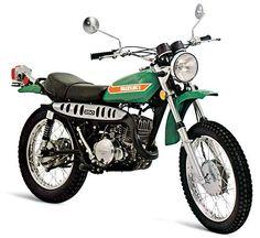 1973 Suzuki TS250K