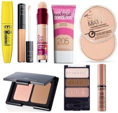 Beginner's Makeup Kit For Under $50