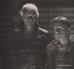 Blade Runner - Publicity still of Rutger Hauer & William Sanderson