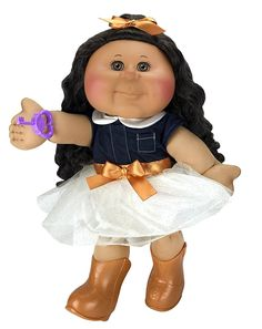 D: Cowgirl Cabbage Patch Kid $30
