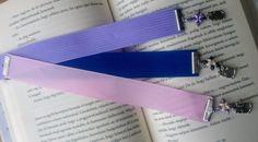 Bookmark - Ribbon & Bead ideas - SuperDuo