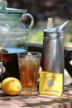DIY Energy Drink!  How to make your own healthy buzz :)