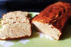 Bananenbrot ohne Mehl oder Zucker Bild von Nico Richter: http://www.paleo360.de/rezepte/paleo-bananenbrot/