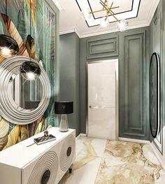 24 фото фрески фотообои на стену в интерьере прихожей Oversized Mirror, Frame, Furniture, Home Decor, Picture Frame, Frames, A Frame, Home Furnishings, Interior Design