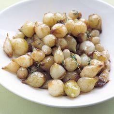 Glazed Pearl Onions Recipe | Martha Stewart