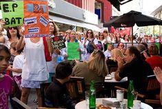 Mar del Plata: Sigue la lucha