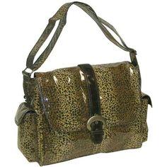 Stylish Eco-friendly Diaper Bag
