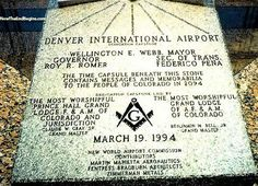 The Dark  New Age Secrets of the Denver International Airport Exposed