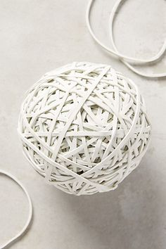 Rubber Band Ball #anthropologie
