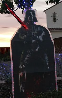 find this pin and more on star wars christmas yard lawn decorations by james brenneis