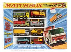 Lesney Matchbox Superfast box set / Vintage Toys Wanted by the-toy-exchange - http://www.cash-for-vintage-toys.co.uk/