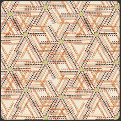 Indie - Pat Bravo for Art Gallery - Afro Fusion in Dawn - Half Yard on Etsy, £3.12