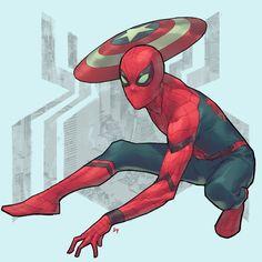 #Spiderman #Fan #Art. (Hey Everyone !) By: BryanValenza. ÅWESOMENESS!!!™ ÅÅÅ+