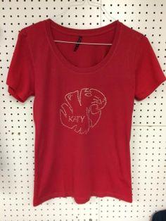 Katy Tigers shirt by TheAvenueL on Etsy edd57b886