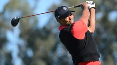 Tiger Woods became the first PGA Tour player to win eight times on a single course as he wins at Torrey Pines...