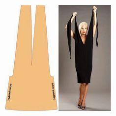 donneinpink magazine: Tutorial vestito trasformabile. Come fare un vestito in pochi minuti.