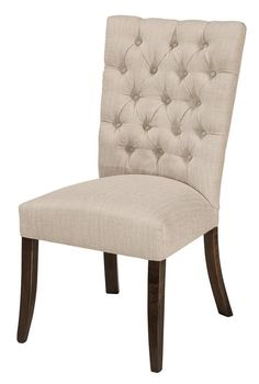 Amish Alana Parsons Dining Chair LaGrange Amish Chair Collection The Amish Alana Parsons Dining Chair offers an elegant and formal fashion for your dining room furniture collection. Parsons chai