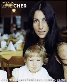 Would you like Cher to be your mom? Or would you like to be Cher's mom? See DEAR MOM, LOVE CHER and then decide.