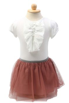 This beautiful skirt is made of sheer pink tulle. It is lined and perfect to match with Beatrice Flower Top in white or pink. Also available in Grey. ($19.90) http://www.missvanda.com/collections/bottoms/products/pompom-princess-skirt-pink#?utm_source=Pinterest_medium=self_campaign=pinteresthome