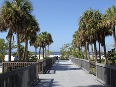 Bowditch Point Park encompasses the entire end of Estero Island (17 acres) and has shoreline on both the Gulf of Mexico and the back-bay, or Matanzas Pass. Ft. Myers Beach, Florida.
