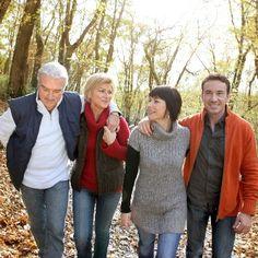 Nature Walks Nurture Well-Being